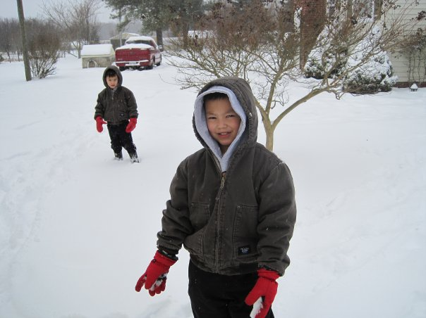 dalemark winter2010c My handsome nephews